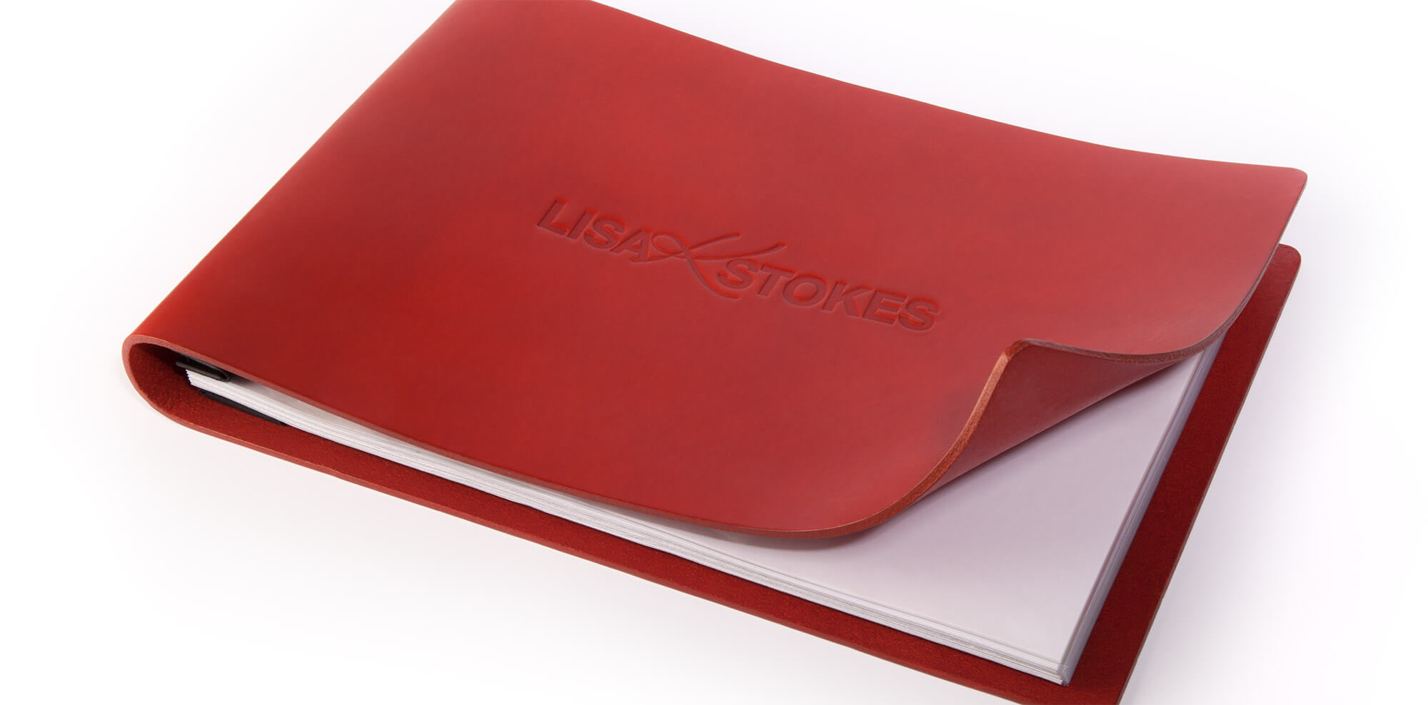 Leather Portfolios, Presentation & Display Books | Plastic